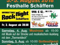 Volksfest Schäffern 2018