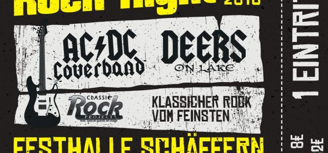 Rock Night Schäffern 2019