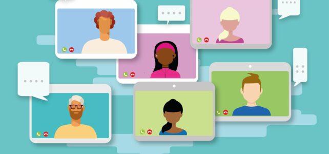 Virtuelle Treffen des JBO
